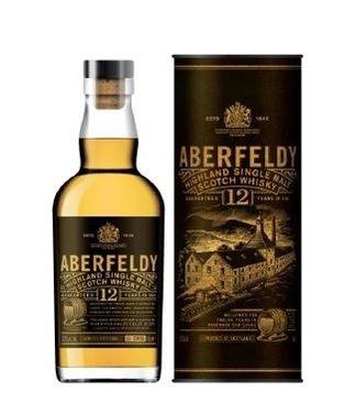 Aberfeldy Aberfeldy 12 Years Old 0,20 ltr 40%