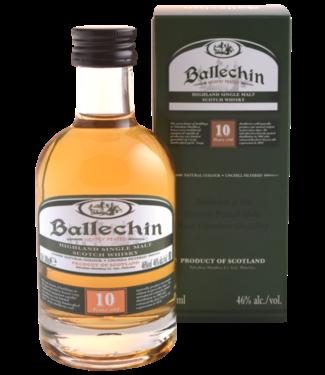 Ballechin Ballechin 10 Years Old 0,20 ltr 46%