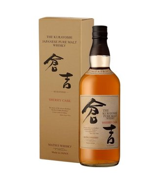 Kurayoshi Kurayoshi Sherry Cask 0,70 ltr 43%