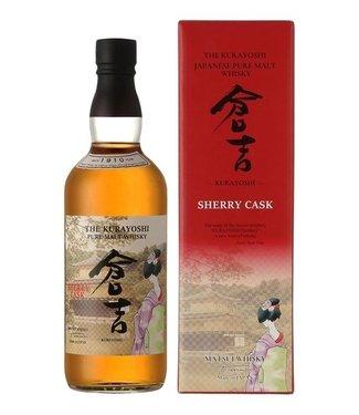 Kurayoshi Kurayoshi Pure Malt Sherry Cask 0,70 ltr 43%