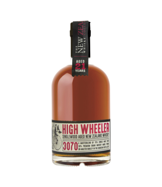 New Zealand Whisky Company The New Zealand Whiskey Collection 21 Years Old High Weeler 0,35 ltr 43%