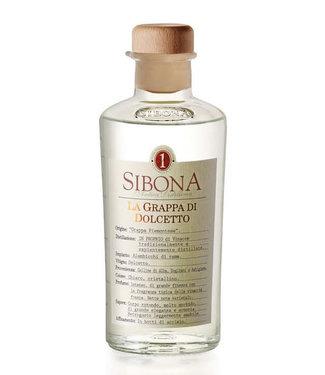 Sibona Grappa Sibona Dolcetto 0,50 ltr 42%