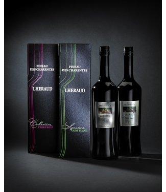Lheraud Pineau des Charentes Lheraud Perle Rose 0,75 ltr 18%