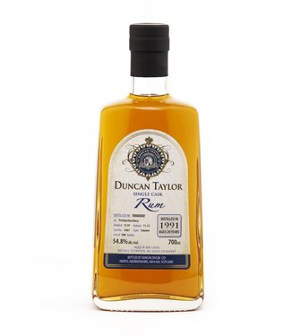 Duncan Taylor Rum Duncan Taylor Nicaragua 2004 0,70 ltr 55,4%