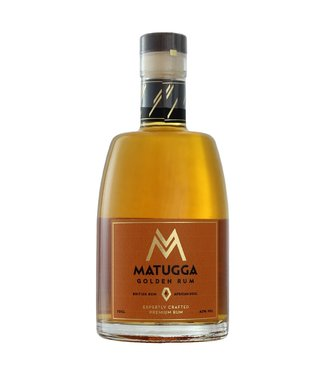 Matugga Rum Matugga Golden Rum 0,70 ltr 42%