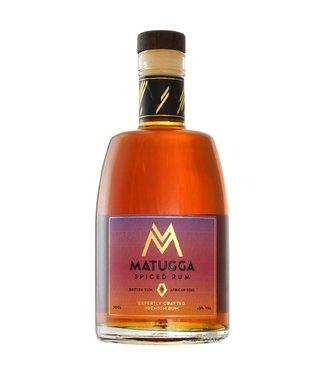 Matugga Rum Matugga Spiced Rum 0,70 ltr 42%