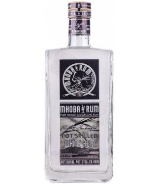 Mhoba Rum Mhoba Pot Still White 0,70 ltr 43%
