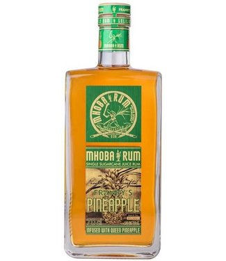 Mhoba Rum Mhoba Franky's Pineapple 0,70 ltr 43%