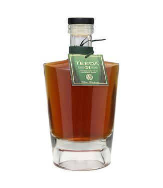 Teeda Japanese Rum Teeda 21 Years Old 0,70 ltr 48%