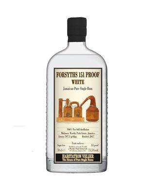Velier Rum Velier Forsyths White Jamaican Single Rum 0,70 ltr 75,5%
