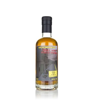 Boutique-y Whisky Boutique-y Caperdonich 22 Years Old #5 0,50 ltr 48,6%