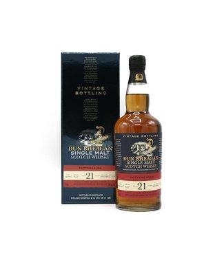 Fettercairn Whisky Dun Bheagan Fettercairn Red Aloxe 21 Years Old 0,70 ltr 46%