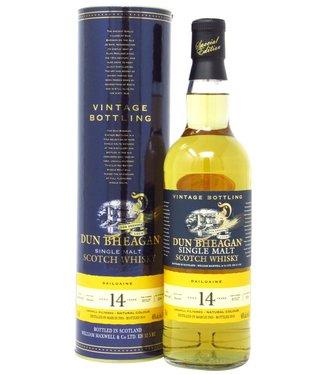 Dailuaine Whisky Dun Bheagan Dailuaine 14 Years Old 0,70 ltr 46%