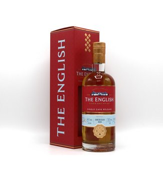 The English Whisky The English Red Range 10 Years Old 0,70 ltr 58,1%