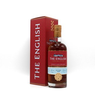The English Whisky The English Red Range 0,70 ltr 56,8%