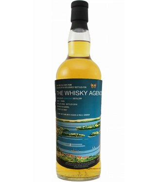 """Barbancourt The Whisky Agency Barbancourt 2004 """"Heads & Tails Canada"""" 0,70 ltr 49,2%"""