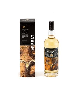 Whisky House of McCallum Mc Peat 0,70 ltr 43,5%