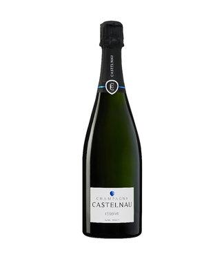 Castelnau Champagne Castelnau Brut Reserve Blanc 0,75 ltr 12,5%