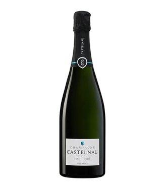 Castelnau Champagne Castelnau Extra Brut 0,75 ltr 12,5%