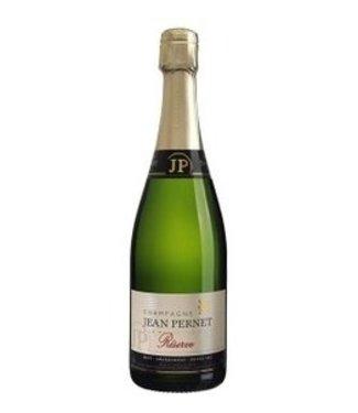 Jean Pernet Champagne Jean Pernet Reserve Brut Chardonnay 0,75 ltr 12%