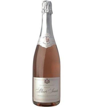 Albert Sounit Albert Sounit Crémant de Bourgogne Rosé Chatagnier 0,75 ltr 12,5%