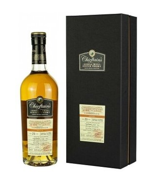 Caperdonich Whisky Chieftains Caperdonich 23 Years Old 0,70 ltr 58,2%