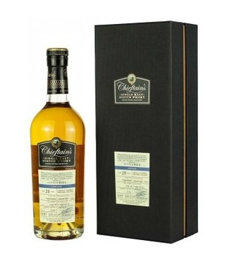 Littlemill Whisky Chieftains Littlemill 28 Years Old 0,70 ltr 53,8%