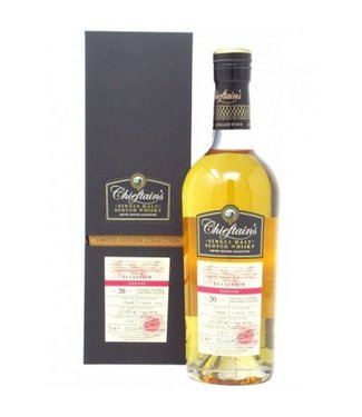 Teaninich Whisky Chieftains Teaninich 20 Years Old 0,70 ltr 55%