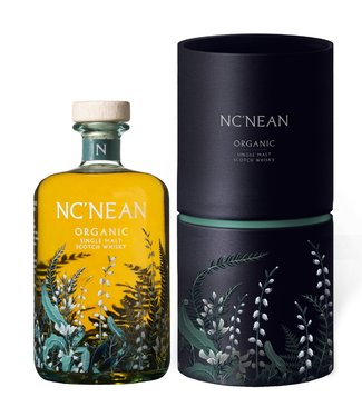 Nc'nean Nc'Nean Organic Single Malt Scotch Whisky Batch 7 0,70 ltr 46%