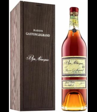 Gaston Legrand Armagnac Gaston Legrand 2002 0,70 ltr 40%