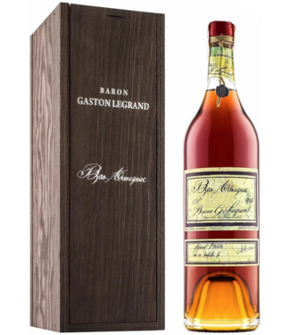 Gaston Legrand Armagnac Gaston Legrand 2000 0,70 ltr 40%