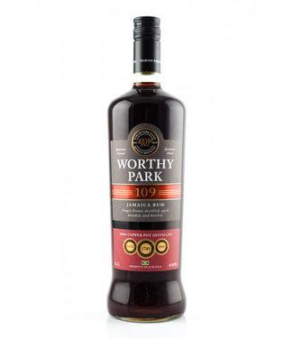 Worthy Park Worthy Park 109 Dark Rum 1,00 ltr 54,5%