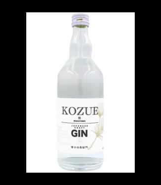 Kozue Gin Kozue 0,70 ltr 47%