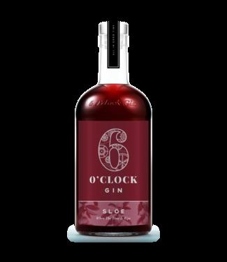 6 O'clock Gin 6 O'Clock Sloe 0,70 ltr 26%