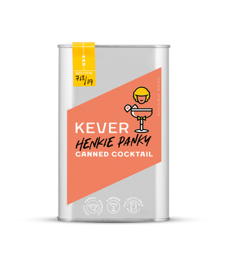 Kever Kever Canned Cocktail Henkie Panky 0,50 ltr 24%