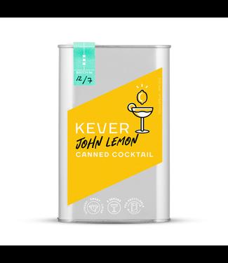 Kever Kever Canned Cocktail John Lemon 0,50 ltr 22%