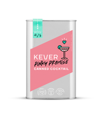 Kever Kever Canned Cocktail Pinky Promise 0,50 ltr 20%