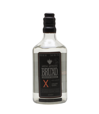 Bruxo Mezcal Bruxo X Espadin-Barril 0,70 ltr 40%