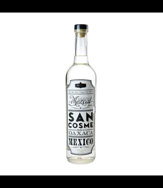 San Cosme Mezcal San Cosme Oaxaca Mexico 0,70 ltr 40%