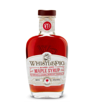 Whistlepig Siroop WhistlePig Barrel-Aged Maple Syrup 0,375 ltr 0%