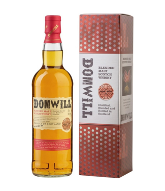 Domwill Domwill Blended Malt 0,70 ltr 40%