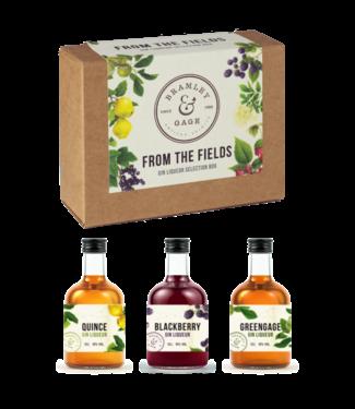 Bramley & Gage Bramley & Gage Giftbox 'From the Fields' 3 x 0,05 ltr 18%