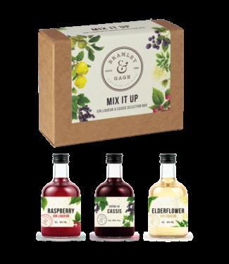 Bramley & Gage Bramley & Gage Giftbox 'Mix it Up' 3 x 0,05 ltr 18%