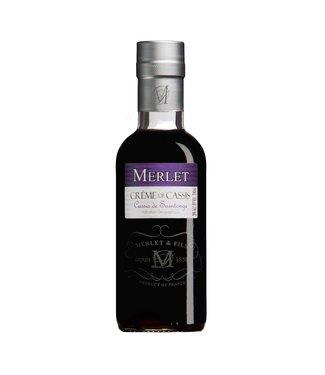 Merlet Merlet Crème de Cassis  0,20 ltr 20%