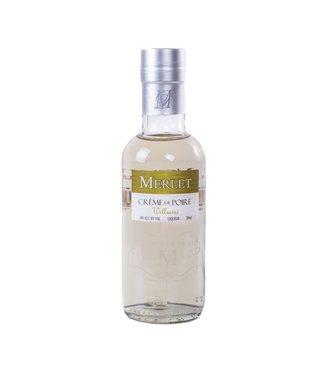 Merlet Merlet Crème de Poire 0,20 ltr 18%