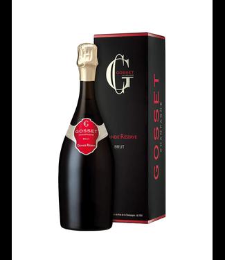 Gosset Champagne Gosset Grande Reserve Brut 0,75 ltr 12%