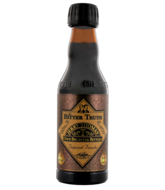 The Bitter Truth The Bitter Truth Jerry Thomas Own Decanter Bitters 0,20 ltr 30%