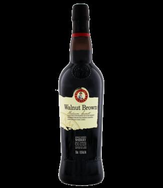 Willieams & Humburt Williams & Humbert Walnut Brown Medium Sweet Sherry 0,75 ltr 19,5%