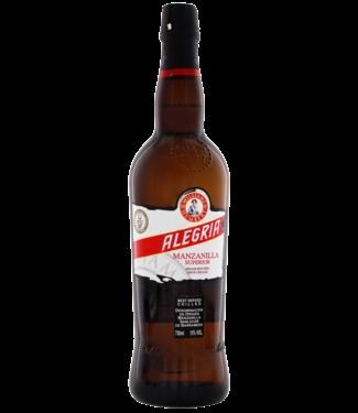 Willieams & Humburt Williams & Humbert Alegria Manzanilla 0,75 ltr 15%