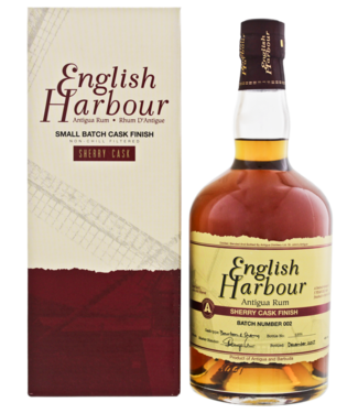 English Harbour English Harbour Sherry Cask Finish Batch 2 0,70 ltr 46%